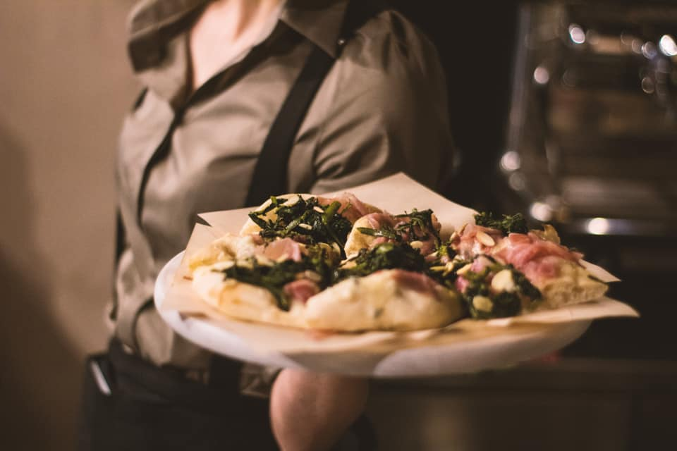Focaccia gourmet… per un attacco di fame!